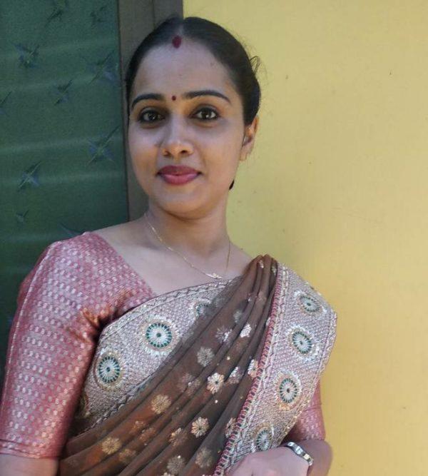 Manisha M A psychologist