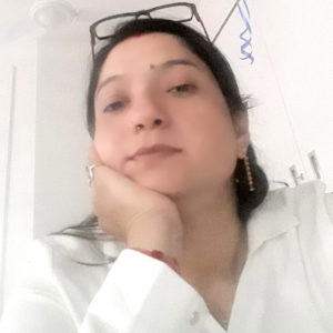 Dr. Mithali Jha, Psychologist, Therapist, Counselor