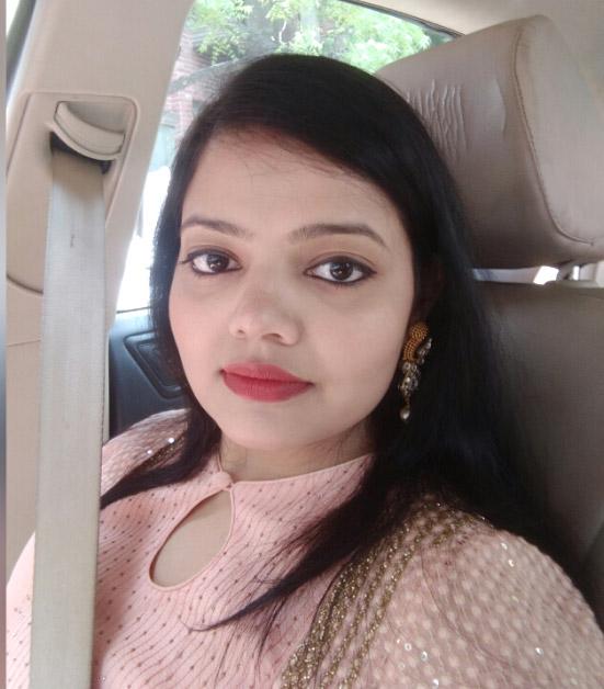 Pavitra Goswami Stress Dial