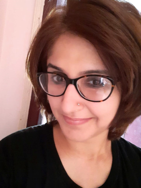 Tripti Sharma Stress Dial